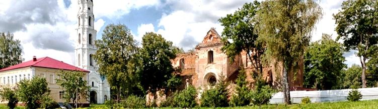 Свято-Успенский Пустынский монастырь